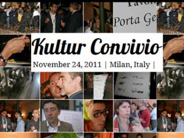 9 giugno   TOP-IX sponsorizza Kultur Convivio