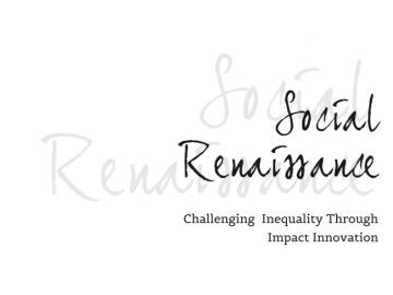 Social Renaissance