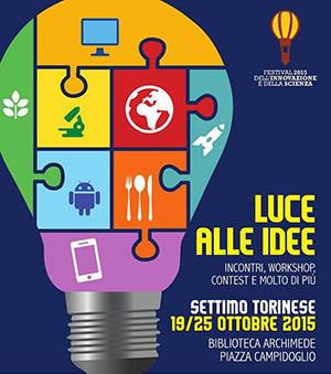 TOP-IX al Festival dell'Innovazione e della Scienza