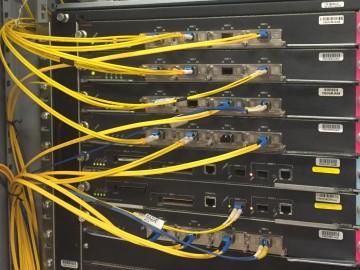 Upgrade a 10G per Micso S.r.l., Tiscali S.p.A. e Wind S.p.A.