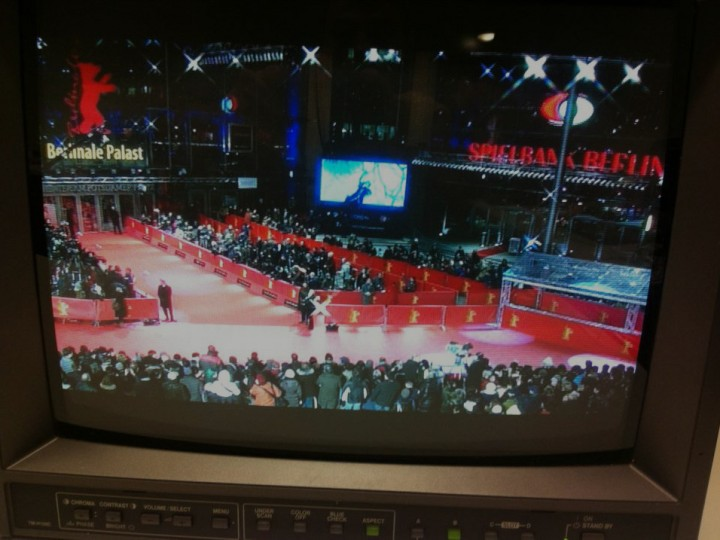 Live streaming dalla Berlinale: nona presenza di TOP-IX