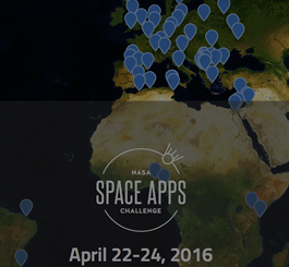 Hackthon Space Apps