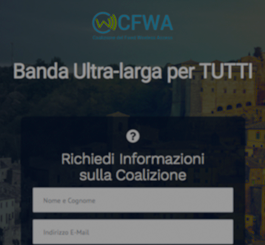 Nasce la Coalizione del Fixed Wireless Access