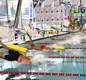 Campionato Italiano VV.F. di Nuoto per Salvamento