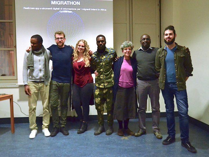 Africa en Route il progetto più votato di Migrathon