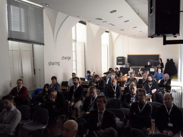 TOP-IX Meeting: slides e immagini