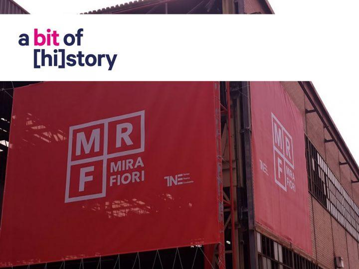 """TOP-IX parla di dati allo Spazio MRF per """"A bit of [hi]story"""""""