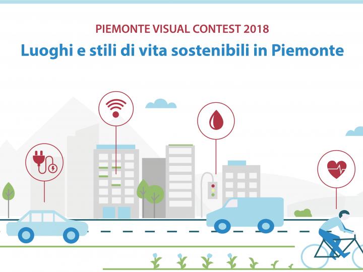 Piemonte Visual Contest e gli stili di vita sostenibili