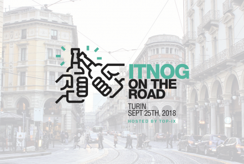 ITNOG On The Road - Torino