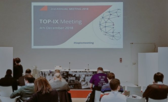 TOP-IX Meeting: l'Open Networking al centro della discussione