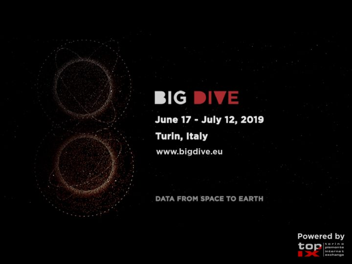 BIG DIVE 8 to shine in a Big Data Universe