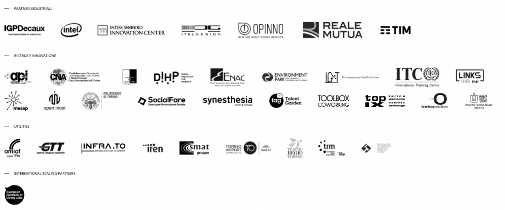Torino City Lab - I Partner
