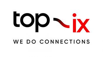 Nuovo logo di TOP-IX