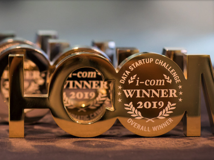 I-COM Data Startup Challenge 2020