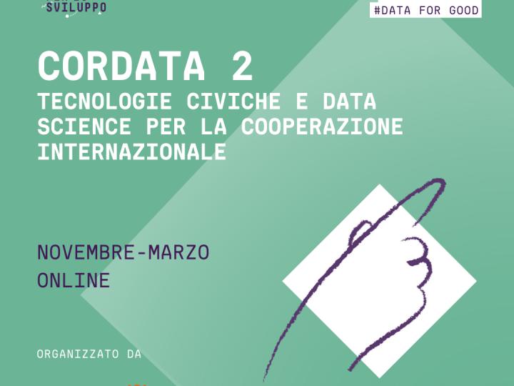 CorDATA2 aspetta le vostre candidature!